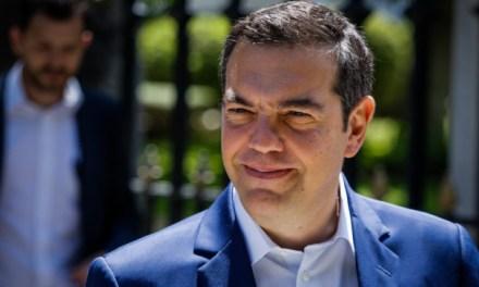 Συνάντηση του Αλέξη Τσίπρα με το Προεδρείο του Συνδέσμου Ελληνικών Τουριστικών Επιχειρήσεων