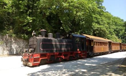 Τρένο του Πηλίου