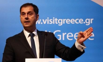 Απάντηση υπουργού Τουρισμού κ. Χ. Θεοχάρη σε επίκαιρη ερώτηση στη Βουλή(video)