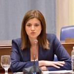 """Η κυβέρνηση της ΝΔ εγκατέλειψε την Χαλκιδική στην τύχη της"""" Δήλωση της Τομεάρχη Τουρισμού της ΚΟ του ΣΥΡΙΖΑ και Βουλευτή Α' Θεσσαλονίκης Κ. Νοτοπούλου"""