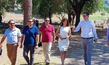 """""""Η κυβέρνηση της ΝΔ καταδικάζει τη Δυτική Ελλάδα σε παρακμή και τους πολίτες της σε φτώχεια"""" Δήλωση της Τομεάρχη Τουρισμού της ΚΟ του ΣΥΡΙΖΑ και Βουλευτή Α' Θεσσαλονικης Κ.Νοτοπούλου"""