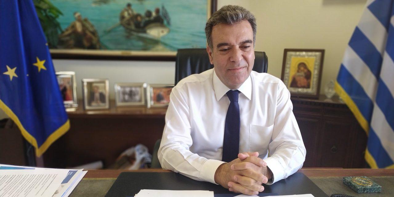 Μάνος Κόνσολας: Όταν ένας μικρός νησιώτικος Δήμος υλοποιεί πρωτοποριακές ιδέες τουριστικής προβολής, πρέπει να έχει τη στήριξη της Πολιτείας