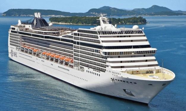 Η MSC Cruises αναβάλλει την επανέναρξη των δρομολογίων του MSC Magnifica για τις 26 Σεπτεμβρίου