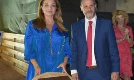 Επίσκεψη της Προέδρου του ΕΟΤ, Άντζελας Γκερέκου, στην Σαλαμίνα