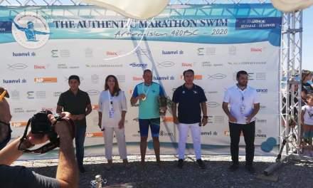 «Ο ΕΟΤ υποστηρίζει σταθερά τον αθλητικό και πολιτιστικό τουρισμό»|Η Πρόεδρος του ΕΟΤ στον Αυθεντικό Μαραθώνιο Κολύμβησης 2020 στην Εύβοια
