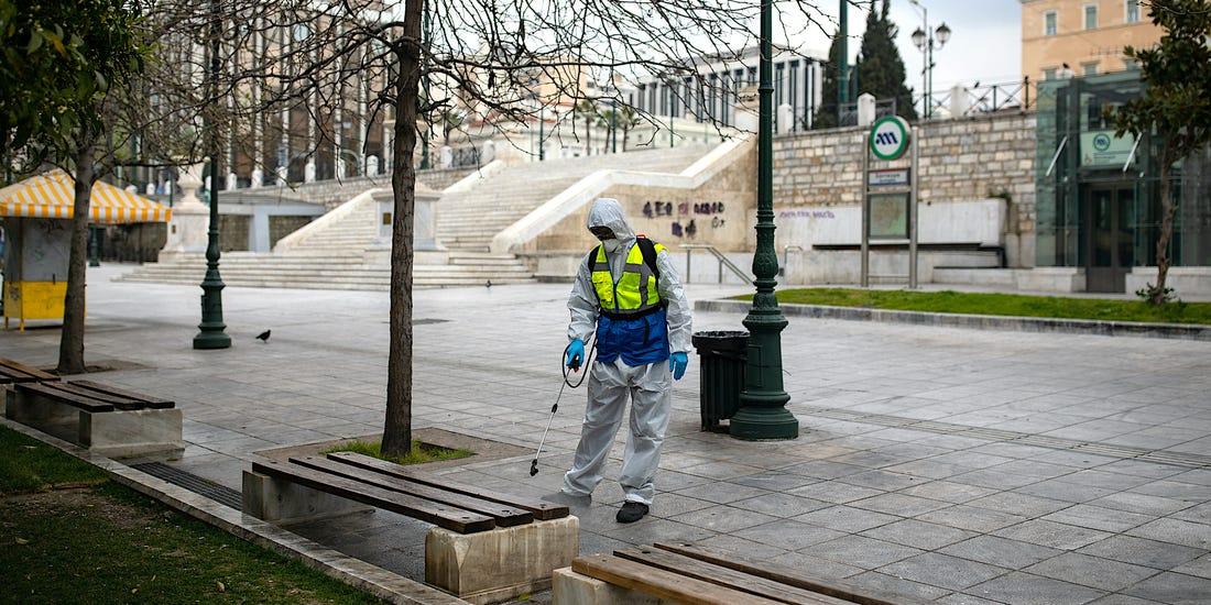 Το ευρωπαϊκό lockdown θα μπορούσε να παραταθεί και τον Δεκέμβριο