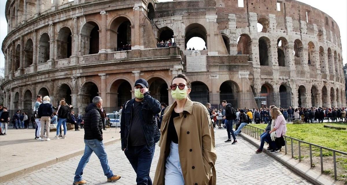 Απαγόρευση κυκλοφορίας ξεκινά στην Ιταλία αύριο