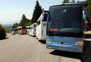 Πάνω από 20 εκατ. ευρώ αποζημίωση στα τουριστικά λεωφορεία για Ιούλιο – Αύγουστο