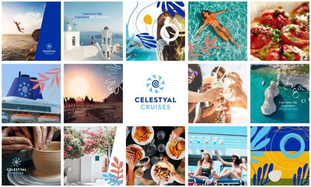 Η Celestyal Cruises παρουσιάζει την ανανεωμένη της εταιρική ταυτότητα, αναδεικνύοντας χαρακτηριστικά το ελληνικό πνεύμα της εταιρείας