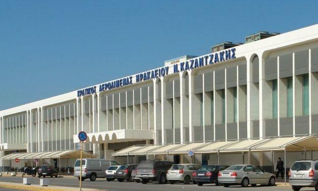141.000 διεθνείς αφίξεις στο αεροδρόμιο Ηρακλείου τον Οκτώβριο