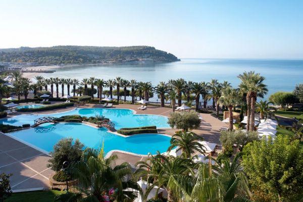 Δύο διακρίσεις για το Sani Resort στα World Travel Awards 2020