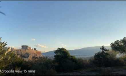 Η ανατολή του ήλιου στην Αθήνα μαγεύει το κινεζικό κοινό – Πρωτοχρονιάτικη ψηφιακή δράση του ΕΟΤ για προβολή της Ελλάδας στην Κίνα