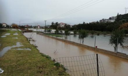 Καταστροφές και πλημμύρες στο Δήμο Νικολάου Σκουφά