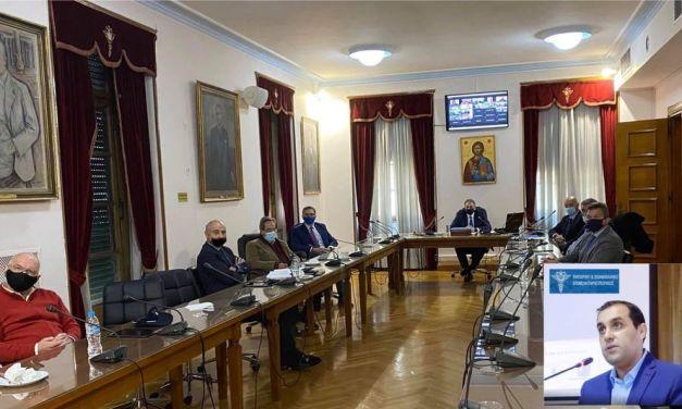 Βασίλης Κορκίδης:Το ΕΒΕΠ προσηλωμένο στο στόχο της επιχειρηματικής ανάκαμψης
