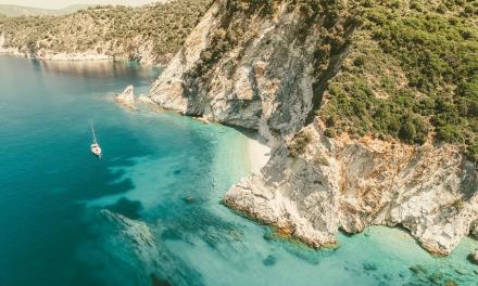 Καμπάνια και το 2021 για την τουριστική προβολή της Λευκάδας και του Μεγανησίου με την Μarketing Greece