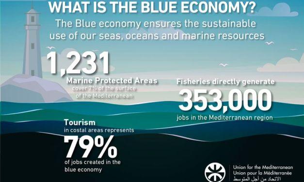 Γιώργος Αλεξάκης:Νέα διακήρυξη των υπουργών της Μεσογείου προς μια βιώσιμη Γαλάζια Οικονομία