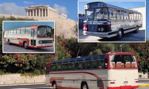 FedHATTA: Τα Κλασικά Λεωφορεία στην εργαλειοθήκη του ελληνικού τουρισμού