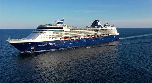 Η Celebrity Cruises ξεκινά και πάλι κρουαζιέρες στην Καραϊβική από τον Άγιο Μαρτίνο
