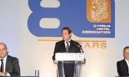 Συνάντηση των ξενοδόχων της Κύπρου με τον Νίκο Αναστασιάδη και υπουργούς για το άνοιγμα του τουρισμού