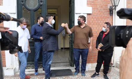 Α. Τζιτζικώστας: Σε δυο εβδομάδες ξεκινούν τα γυρίσματα μεγάλης χολιγουντιανής ταινίας δράσης στη Θεσσαλονίκη