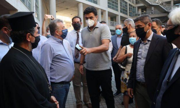 Έκκληση Περιφερειάρχη Κρήτης για εμβολιασμό