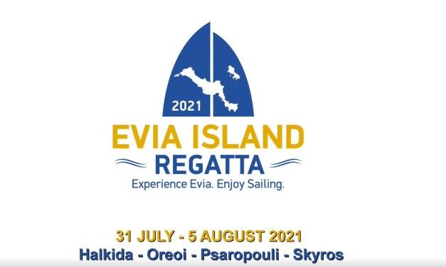 Ιστιοπλοϊκός αγώνας ανοιχτής θαλάσσης Evia Island Regatta 2021