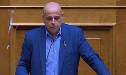 Ν. Σαντορινιός : Το 1 δις. που εξήγγειλε ο κ. Πλακιωτάκης είναι ψεύτικες υποσχέσεις και δημιουργική λογιστική