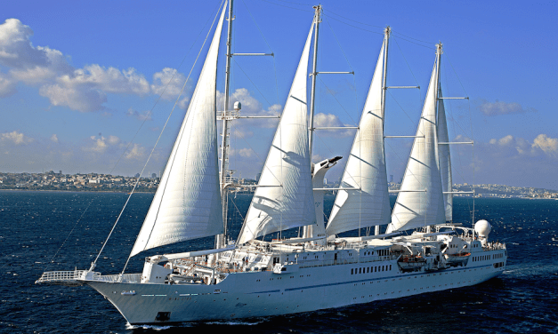 Windstar Cruises: Ξεκίνησαν οι κρουαζιέρες με yacht στα ελληνικά νησιά