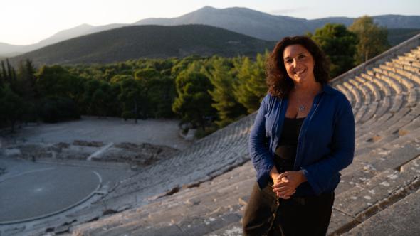 ΕΟΤ-Βρετανία: Οι αρχαιολογικοί θησαυροί της Ελλάδας με το φακό της Bettany Hughes