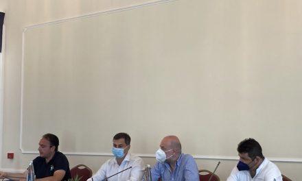 Χ. Θεοχάρης στην Εύβοια: «Η κυβέρνηση αποδεικνύει ότι είναι δίπλα στους πληγέντες από τις πυρκαγιές»