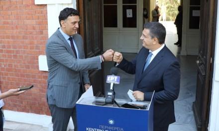 Α. Τζιτζικώστας – Β. Κικίλιας: Μεγάλο στοίχημα ο δωδεκάμηνος τουρισμός στην Κεντρική Μακεδονία
