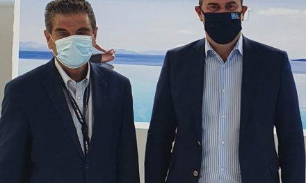 ΔΕΘ – Δημήτρης Φραγκάκης: «Φέτος πετύχαμε τους στόχους μας αλλά οι προκλήσεις είναι μπροστά»