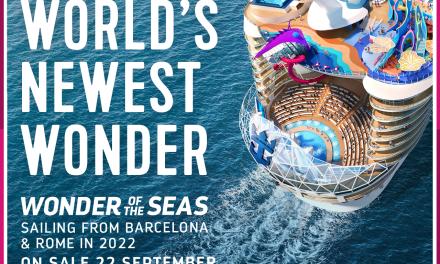 Royal Caribbean International: Ταξίδια στην Ευρώπη με το μεγαλύτερο κρουαζιερόπλοιο στον κόσμο από 22 Σεπτεμβρίου.