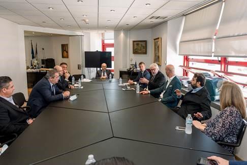 Μνημόνιο Συνεργασίας για το Πανεπιστήμιο Πειραιώς και τη Διεθνή Ναυτική & Βιομηχανική Ένωση WIMA