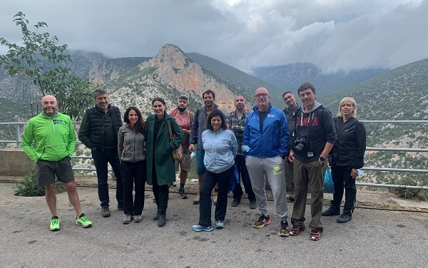 Fam trip ΕΟΤ: Δυναμική προβολή της «υπαίθριας» Αρκαδίας στην ιταλική αγορά