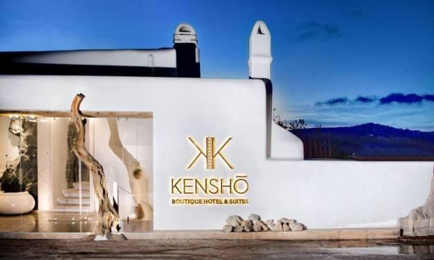 Άνοιγμα των Kenshō Boutique Hotels & Villas την άνοιξη του 2022