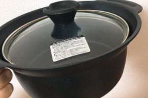 ニトリ卓上鍋