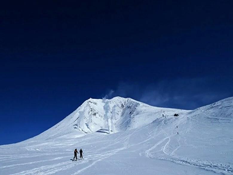 厳冬の大雪山連邦