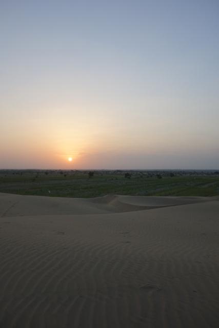 Jaisalmer - 27sunrise