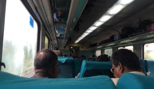 バンガロールからチェンナイ(Chennai)に電車移動 , Bangalore , India