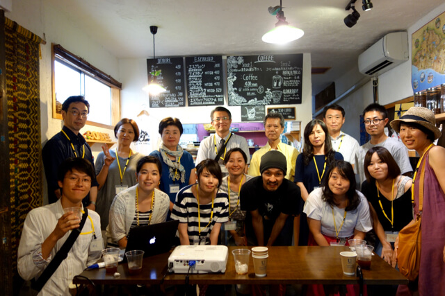 アイスコーヒーの淹れ方&コーヒー豆の産地を知ろう!「第二回カフェさんぽ」のご報告