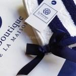 La Boutique DE LA MAISON(ラ・ブティック ドゥ ラ メゾン)定番のストライプ柄が素敵