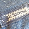 レスポートサック公式ファンブック デニムピケ柄ポケッタブルショッパーを買ったよ