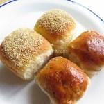 日本一簡単に家で焼けるパンレシピのアレンジパンをいただいたよ~