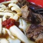 【台湾旅行】公館で食べた牛肉麺