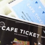 プチプラギフトに最適! おしゃれなカフェで素敵な時間が過ごせるカフェチケット
