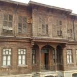 【トルコ旅行】世界遺産エディルネの木の建物