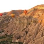 【トルコ旅行】カッパドキアで熱気球サンライズツアーに参加♪
