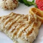 【トルコ旅行】8日目昼食 シーフード料理