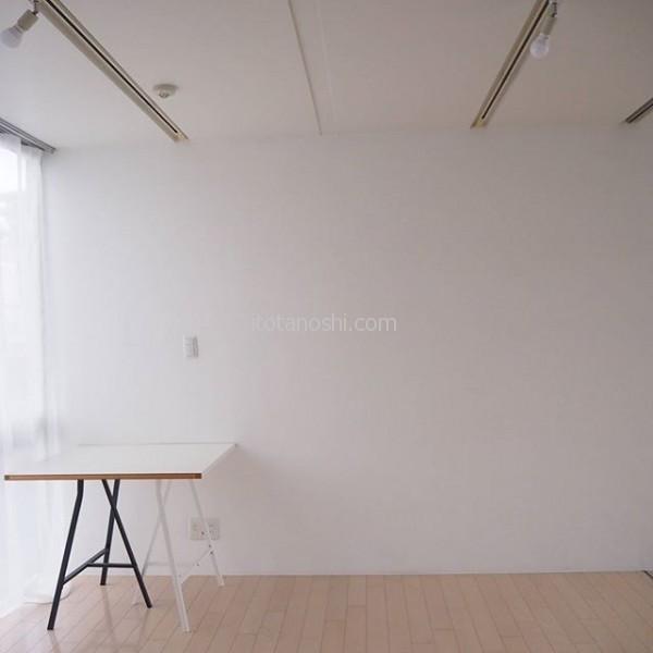 今日は恵比寿のフォトスタジオ、アンナフォトさんでセミナー。こういう一角が部屋にあれば、写真撮るのが楽だろうな…